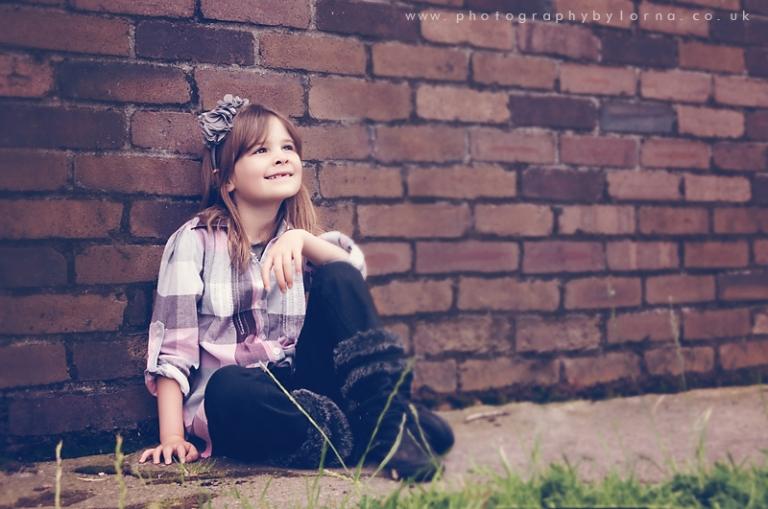 Children's Photography In Lanharan