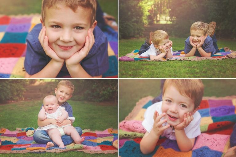 """""""We would recommend Lorna to anyone! She was incredibly patient and made both our boys feel at ease. The photographs are truly stunning, natural & beautiful - they capture precious moments of our boys that we will love to look at forever!""""Thank you"""" ~ Clair S."""
