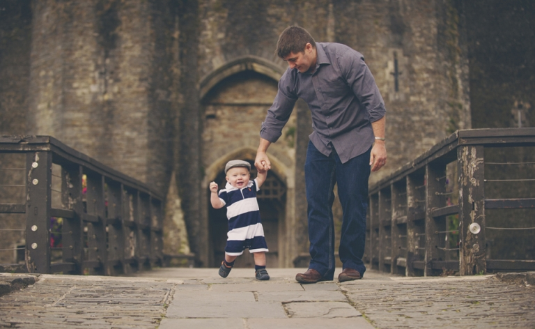 boy-first-year-photography-caerphilly-castle