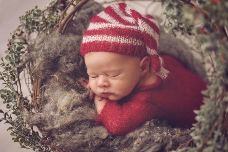 photographer-baby-christmassy-boy-cardiff-wales