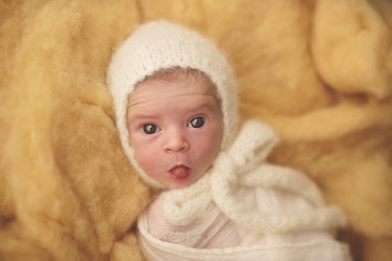 Baby girl newborn photography lorna knightingale miskin cardiff
